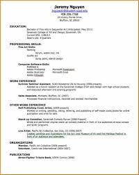 Resume For First Job For Students 24 First Job Resume For High School Students Job Resumes Word 9
