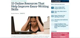 resources every student needs to be a better essay writer get essay help these 15 online websites