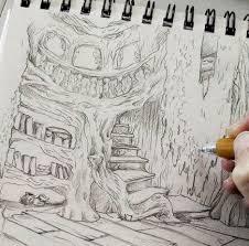 drawing digital art vanessa bettencourt art sketch sketchbook doodles chapter