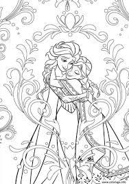Coloriage Princesse Disney Elsa Dessin A Imprimer L