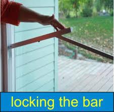 sliding patio door bar locks topiklaninfo