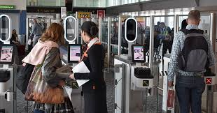 Trial Gatwick Easyjet Launch And Biometric Airport Technology