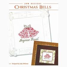 French Cross Stitch Charts French Country Christmas Bells