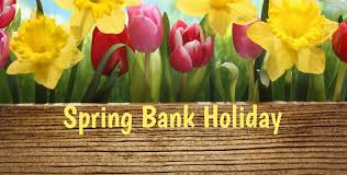 Image result for may bank holiday 2018