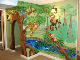 wall mural decals for kids best jungle theme nursery images on jungle theme  funny kids room