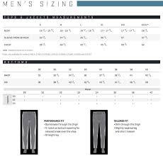 Puma Clothing Size Chart Uk Mens Sizing