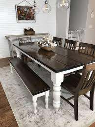 amazing farm style dining room furniture rustic farmhouse chair set old with bench astonishing table lighting