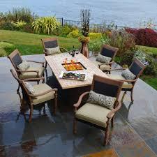 patio furniture fire pit table set elegant fire pit dining table set new patio furniture with