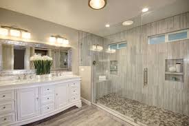 photo 1 of 9 images master bathrooms 1 traditional bathroom with corner shower and double sinksource traditional master bathroom e0 bathroom