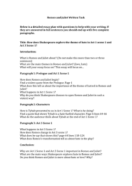 romeo juliet written task essay plan worksheet by hetherlouise romeo juliet written task essay plan worksheet by he4therlouise teaching resources tes