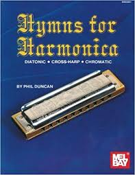 Hymns For Harmonica Amazon Co Uk Phil Duncan Books