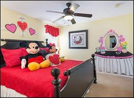 15 mickey mouse inspired bedrooms for kids