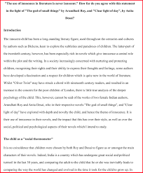 literary analysis essay examples example of a literature ap sample  literary analysis essay examples example of a literature ap sample critical essays thesis statements for pi