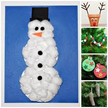 Simple Christmas Crafts For Toddlers To Make U2013 Home Design And Fun And Easy Christmas Crafts