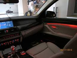 ambient interior lighting. F10 5-series Ambient Lighting (interior And Exterior Lights ) Interior U