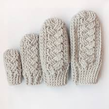 Free Crochet Mitten Patterns Cool Ravelry Holden Cable Crochet Mittens Pattern By Lakeside Loops