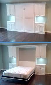 murphy bed. Murphy Beds Are A Great Addition To Any Home. Add An Extra Bedroom Without Adding Square Feet! Here\u0027s Look At How Get One Installed In Your Bed