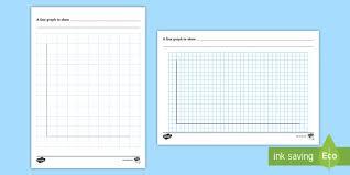 Blank Weather Data Chart Blank Line Graph Template Teacher Made