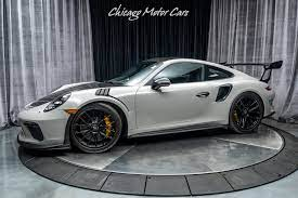 With 40 new porsche cars and suvs in stock, porsche ann arbor near detroit, mi has what you're looking for! Used 2019 Porsche 911 Gt3 Rs Weissach Package Only 1600 Miles 261k Msrp For Sale Special Pricing Chicago Motor Cars Stock 16403