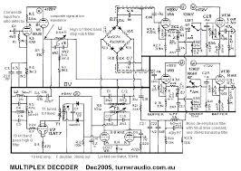 fm stereo decoder for mini fm receiver circuit schematic diagram am fm radio tuner multiplex decoder fm stereo decoder for mini fm receiver circuit schematic diagram