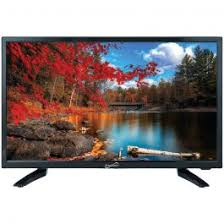 "Supersonic SC-2411 24"" LED Widescreen <b>1080p HD Digital TV</b>"