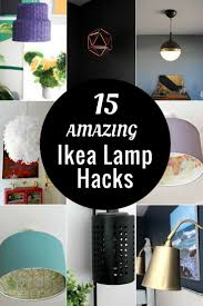 Ikea In Mass 15 Of The Most Unique Ikea Lamp Hacks Pillar Box Blue
