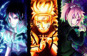 Anime Naruto Naruto Uzumaki Sasuke ...