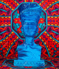 colorful artistic backgrounds. Brilliant Colorful Ancient Egyptian Pharaoh Statue On Colorful Artistic Background   Pharaoh Oriental Throughout Colorful Backgrounds A