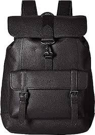 australia coach in monogram medium pink backpacks dhn 61563 4f985  sale coach  bleecker backpack in pebbled leather ji black backpack bags a3fde 5a425