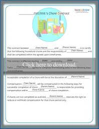 Chore Lists For Teens Chores For Teens Lovetoknow