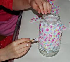Decorating With Glass Jars decorating with glass jars Design Decoration 2