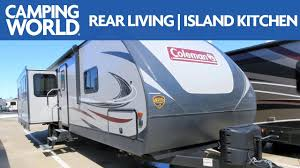 2018 Coleman Coleman Light 2605rl 2018 Coleman Light 3045rl Travel Trailer Rv Review Camping World