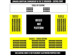 Buy Tickets For Samurai Grappling Invitational Tlt Theatre