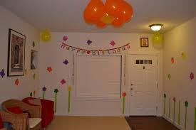 easy balloon decoration ideas for birthday party at home image