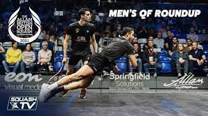 Squash: Allam British Open 2021 - Men's ...