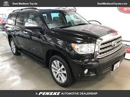 Used Toyota Sequoia at East Madison Toyota Serving Madison ...