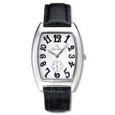 lucien piccard delancy 26821bk men s chronograph watch watches lucien piccard men s delancy watch