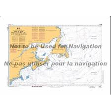 Gulf Of Maine Chart Canadian Chart 4001 Gulf Of Maine To Strait Of Belle Isle Au Detroit De Belle Isle