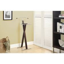 Wall Mounted Coat Rack Home Depot Monarch Specialties Cappuccino Wall Mounted Coat RackI 100 The 25