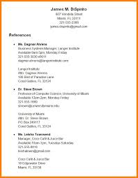 How To Write References In Resume Inspiration 836 How Write Reference Resume Paper For Job Application Letter 24 In