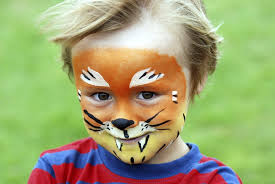 a face painting station is a great addition to a family event or any other location including