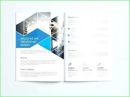 Employment Portfolio Cover Page Template