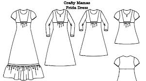 Small Picture Mexican Dress Coloring Pages for Kids Color Luna