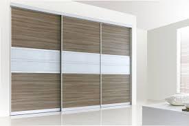 driftwood white glass sliding doors