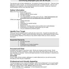 How Can I Make A Free Resume Create A Professional Resume 100 Online Resume Builder 82
