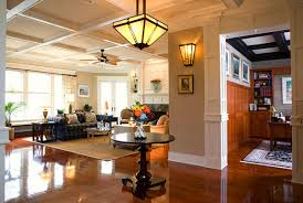 Craftsman Decor Interior Design Decor Ideas for CraftsmanStyle Homes 2