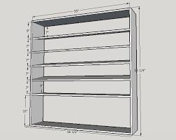 large shoe rack building plans