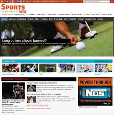 Baseball Websites Templates Sports Website Templates New Sports Themes Every Month