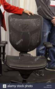 cooling office chair. Office Chair With It\u0027s Own Programmable Heating And Cooling Device, Developed By University Of California Berkeley, At The ARPA-E Innovation Summit, 2016. R