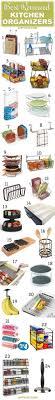 Small Kitchen Organization 17 Best Ideas About Small Kitchen Organization On Pinterest